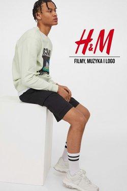 Oferty Ubrania, buty i akcesoria na ulotce H&M ( Ważny 11 dni)