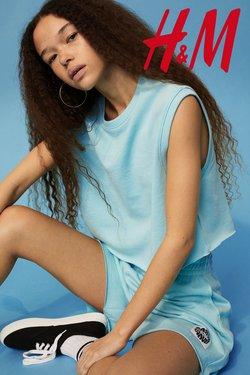 Oferty Ubrania, buty i akcesoria na ulotce H&M ( Wygasa jutro)