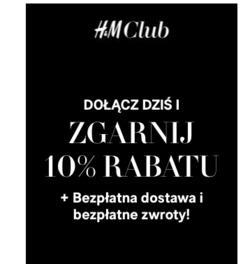 Oferty H&M na ulotce Katowice