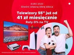 Oferty Elektronika i AGD na ulotce Sferis ( Ważny 16 dni)