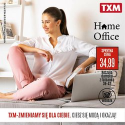 Gazetka TXM textilmarket ( Ważny 2 dni )