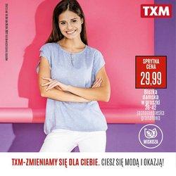 Gazetka TXM textilmarket ( Wydany wczoraj )