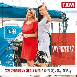 Oferty Ubrania, buty i akcesoria na ulotce TXM textilmarket ( Ważny 4 dni)