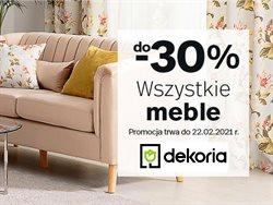 Gazetka Dekoria ( Wygasle )