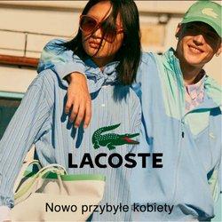 Gazetka Lacoste ( Ponad miesiąc )