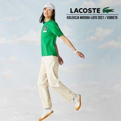 Oferty Lacoste na ulotce Lacoste ( Ważny 14 dni)