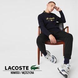 Oferty Marki luksusowe na ulotce Lacoste ( Ponad miesiąc)