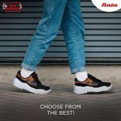Oferty Ubrania, buty i akcesoria na ulotce Bata ( Wydany dzisiaj)