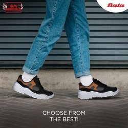 Oferty Bata na ulotce Bata ( Ważny 5 dni)