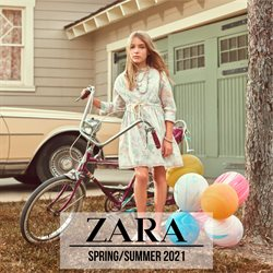 Oferty ZARA na ulotce ZARA ( Ponad miesiąc)
