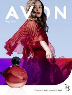 Oferty perfumy na ulotce Avon ( Ważny 18 dni)