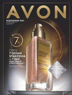 Oferty Perfumy i kosmetyki na ulotce Avon ( Ważny 14 dni)