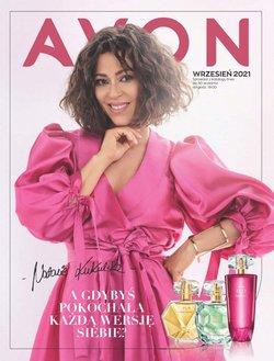 Oferty Perfumy i kosmetyki na ulotce Avon ( Ważny 3 dni)