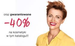 Oferty Avon na ulotce Warszawa