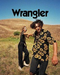 Oferty Wrangler na ulotce Wrangler ( Wygasa dzisiaj)