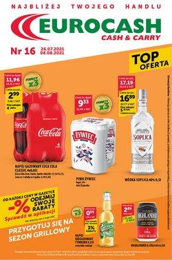 Oferty Supermarkety na ulotce Eurocash ( Ważny 11 dni)