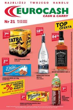 Oferty Supermarkety na ulotce Eurocash ( Wygasa dzisiaj)