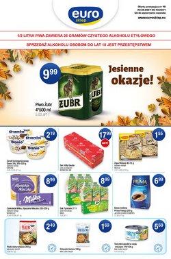 Oferty Supermarkety na ulotce Euro Sklep ( Wydany dzisiaj)