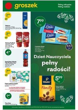 Oferty Supermarkety na ulotce Groszek ( Ważny 2 dni)