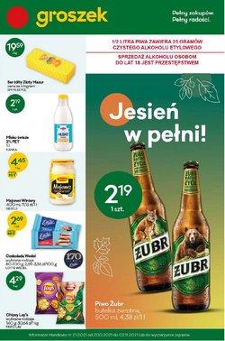 Oferty Supermarkety na ulotce Groszek ( Ważny 5 dni)