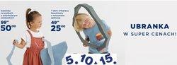 Oferty Dzieci i zabawki na ulotce Mothercare ( Wygasa jutro)