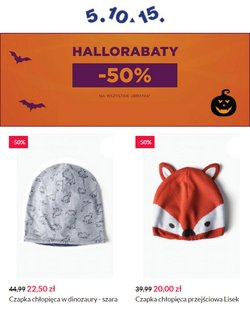 Oferty Mothercare na ulotce Mothercare ( Ważny 4 dni)