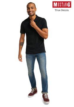 Gazetka Mustang Jeans ( Ponad miesiąc )