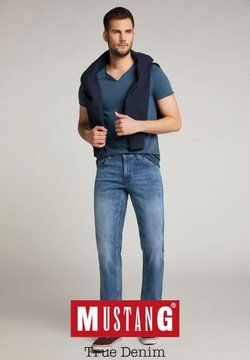 Oferty Mustang Jeans na ulotce Mustang Jeans ( Ważny 27 dni)