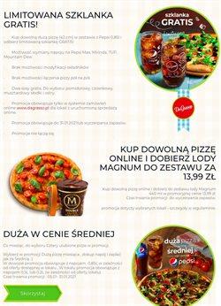 Oferty Restauracje i kawiarnie w Da Grasso w Legnica ( Wydany 3 dni temu )