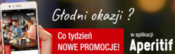 Oferty Restauracje Sphinx na ulotce Warszawa