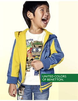 Oferty United Colors of Benetton na ulotce Gdynia