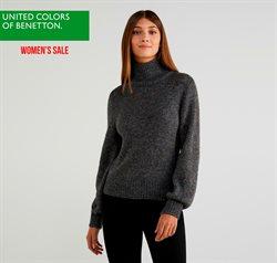 Gazetka United Colors of Benetton ( Wygasa dzisiaj )