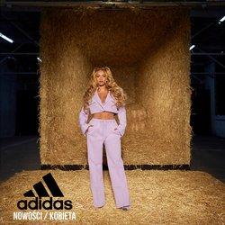 Oferty Adidas na ulotce adidas ( Ważny 11 dni)