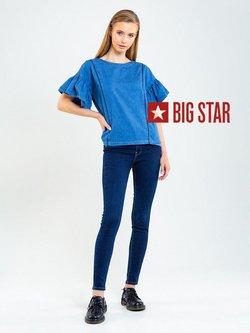 Oferty Ubrania, buty i akcesoria na ulotce Big Star ( Wygasa dzisiaj)