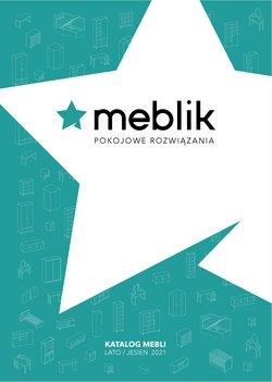 Oferty Dom i meble na ulotce Meblik ( Wydany dzisiaj)