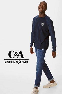 Oferty C&A na ulotce C&A ( Ważny 9 dni)