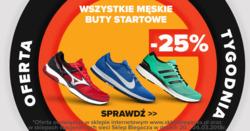 Oferty Sklep Biegacza na ulotce Warszawa