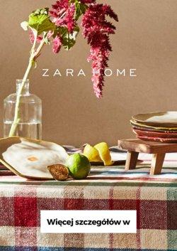 Oferty ZARA HOME na ulotce ZARA HOME ( Ważny 25 dni)