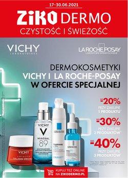 Oferty Perfumy i kosmetyki na ulotce Ziko Apteka ( Ważny 5 dni)