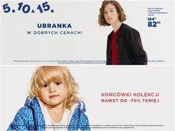 Oferty Dzieci i zabawki na ulotce 5.10.15. ( Ważny 3 dni)