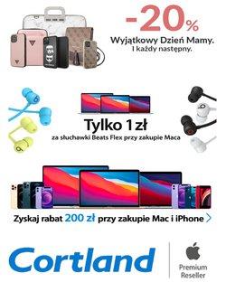 Oferty Cortland na ulotce Cortland ( Wygasłe)