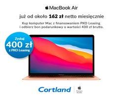 Oferty Elektronika i AGD na ulotce Cortland ( Wygasa jutro)