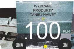 Oferty Cropp Town na ulotce Iława