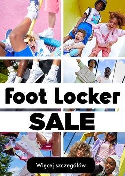 Oferty NIKE na ulotce Foot Locker ( Ważny 15 dni)