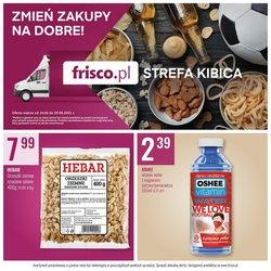 Oferty Frisco.pl na ulotce Frisco.pl ( Ważny 10 dni)