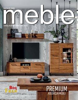 Gazetka BOG FRAN Meble w Łódź ( Wygasle )