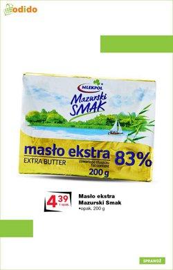 Oferty Supermarkety na ulotce Odido ( Ważny 5 dni)