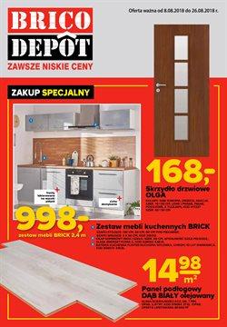Oferty BRICO DEPOT na ulotce Warszawa