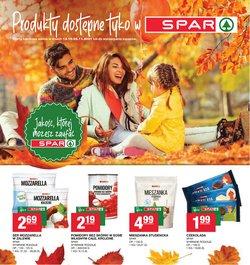 Oferty Supermarkety na ulotce Spar ( Wydany dzisiaj)