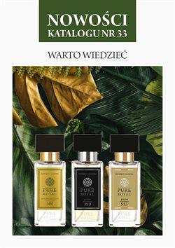 Oferty perfumy na ulotce FM WORLD ( Ponad miesiąc)